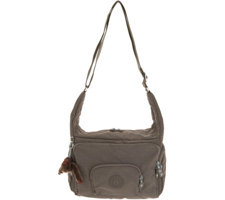 Kipling Nylon Adjustable Crossbody Bag - Erica