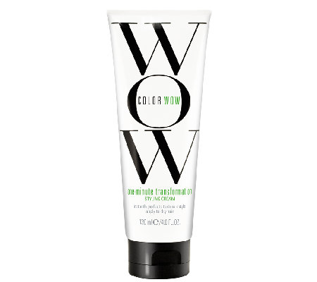 Color WOW One Minute Transformation Styling Cream, 4 oz