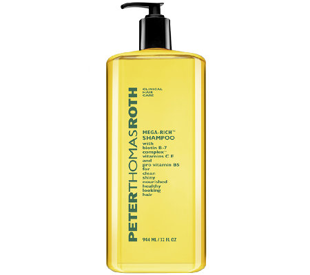 Peter Thomas Roth Super-Sized Mega-Rich Shampoo, 32 oz