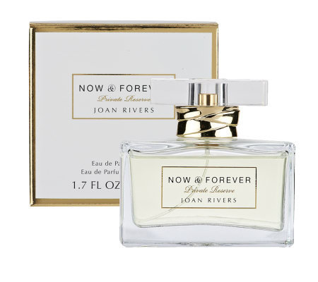 Joan Rivers Now & Forever Private Reserve Eau de Parfum 1.7 oz.