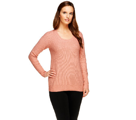Edge by Jen Rade Waffle Stitch Sweater