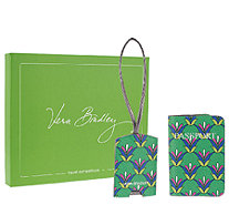 Vera Bradley Faux Leather Travel Companions - A261432