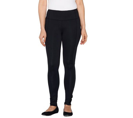 Women With Control Active Tummy Control Ankle Pants