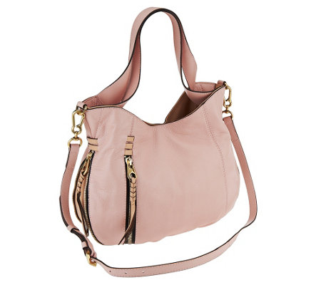 orYANY Italian Leather Convertible Shoulder Bag - Melanie