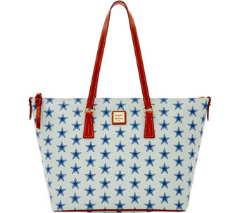 Dooney & Bourke NFL Cowboys Shopper - A285832