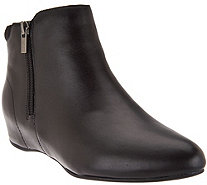 Rockport Total Motion Leather Ankle Boots - A286832
