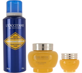 L'Occitane Divine Collection 3-Piece Kit - A288132