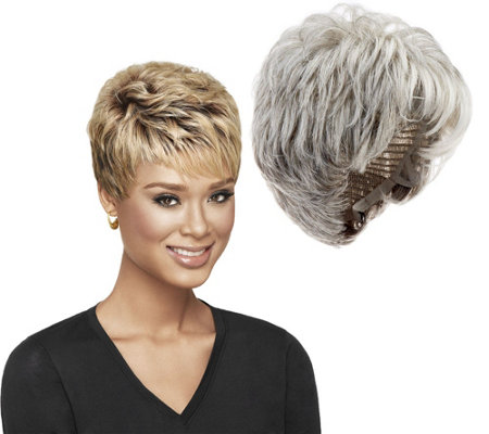 LUXHAIR by Sherri Shepherd Textured Pixie Cut Wig