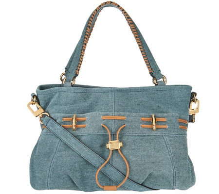 """As Is"" Aimee Kestenberg Leather Shopper- Westport"