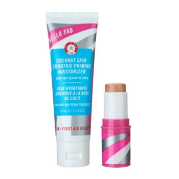 First Aid Beauty Hello Fab Coconut Smoothie Primer & Multi-Stick