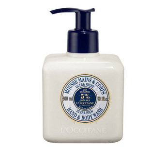 L'Occitane Ultra Rich Hand & Body Wash - A314732