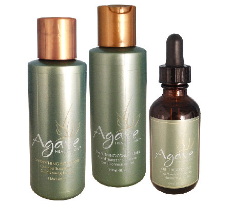 Agave Smoothing Trio
