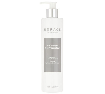 NuFACE Hydrating Leave-On Gel Primer 10oz Auto-Delivery