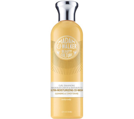 Madam C.J. Walker Ultra-Moisturizing Co-Wash 12oz.
