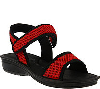 Flexus by Spring Step Mesh Sandals - Ulisse - A357032