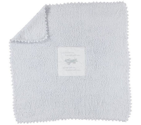 Barefoot Dreams CozyChic Receiving Blanket