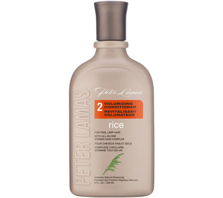 Peter Lamas Rice Volumizing Conditioner, 9 oz