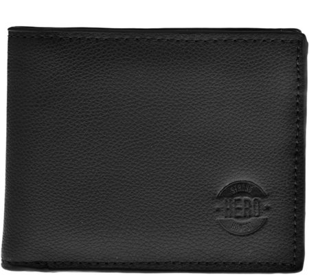 Hero Goods Garfield Wallet, Black