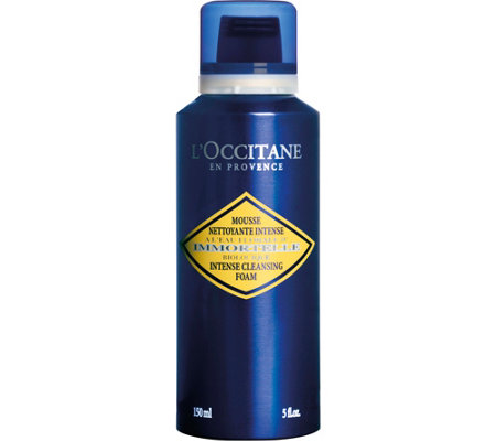 L'Occitane Immortelle Intense Cleansing Foam