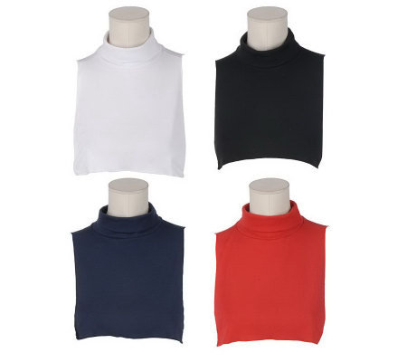 Set of 4 Turtleneck Dickies