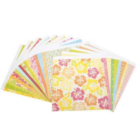 "Specialty Paper Pad - 12"" x 12"""
