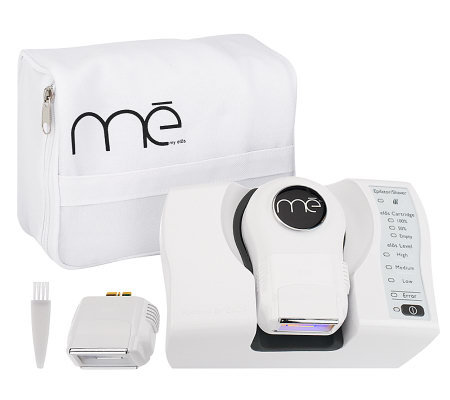 me Smooth by Iluminage Elos At-Home Hair Removal System