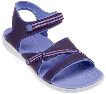 Ryka Adjustable Sandals w/ CSS Technology - Breeze - A261633