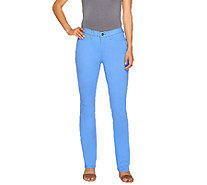 Liz Claiborne New York Regular Hepburn Colored Bootcut Jeans ...