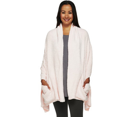 Carole Hochman Marshmallow Lounge Wrap with Pockets