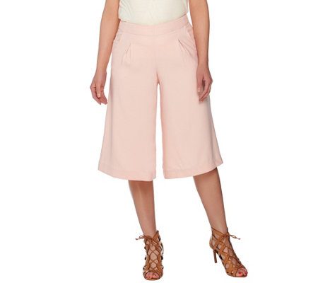G.I.L.I. Regular Culottes with Pockets
