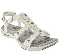 Merrell Triple Strap Leather Sandals - Adhera Three Strap II - A288433