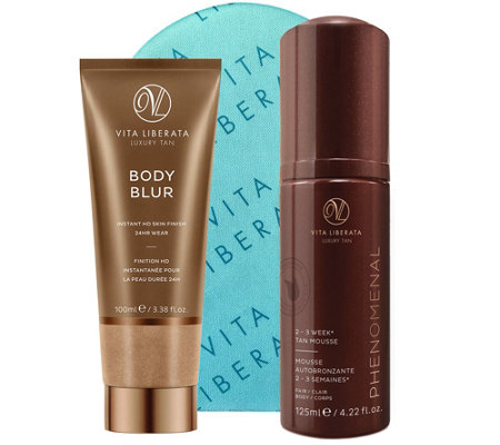 Vita Liberata pHeNomenal Mousse & Body Blur Duo