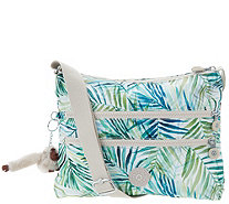 Kipling Nylon Triple Zip Crossbody - Alvar - A293833