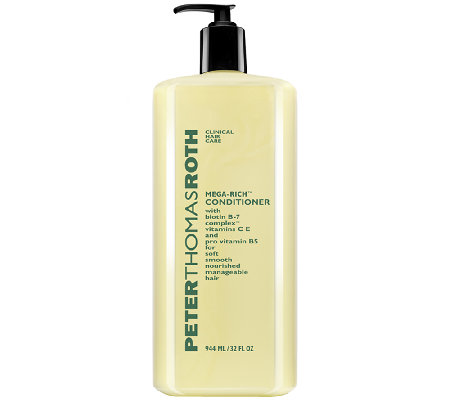 Peter Thomas Roth Super-Sized Mega-Rich Conditioner, 32 oz