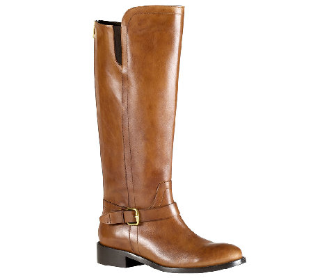 Bella Vita Tall Riding Boots - Esa-Italy