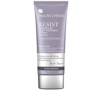 Paula's Choice Resist Weightless Body Treatment2% BHA - A338933