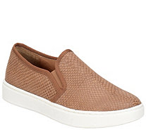 Sofft Nubuck Leather Slip-on Sneakers - Somers - A339233