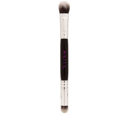 Mally Beauty Double-Ended Eye Shadow Brush