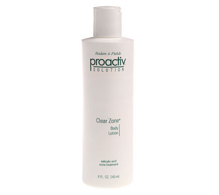 Proactiv Solution Clear Zone Body Lotion 8 oz.