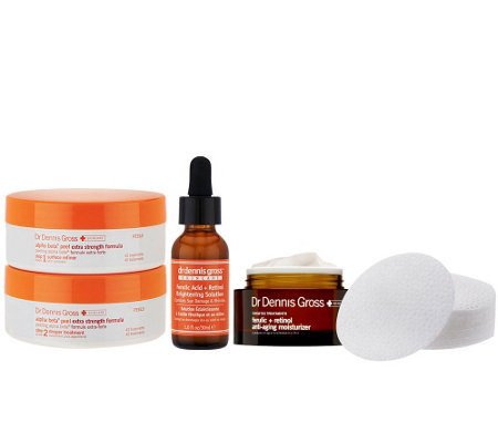 Dr. Gross Age Defying Solutions 3-piece System