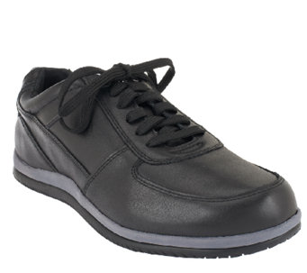 Vionic Men's Orthotic Leather Casual Sneakers - Branxton - A261034