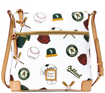 Dooney & Bourke MLB Athletics Crossbody - A280034