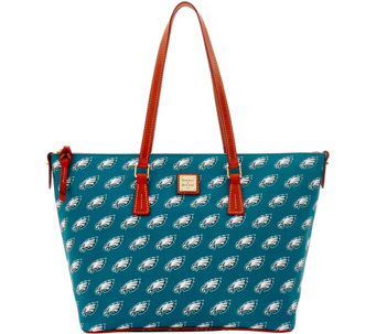 Dooney & Bourke NFL Eagles Shopper - A285834