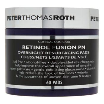 Peter Thomas Roth Overnight Resurfacing Pads 60 Count