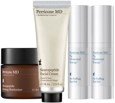 Perricone MD Neuropeptide & Hydrogen 4-pc Skin Care Collection