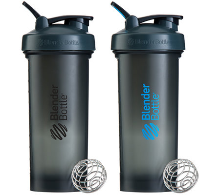 BlenderBottle Set of 2 Pro45 Bottles