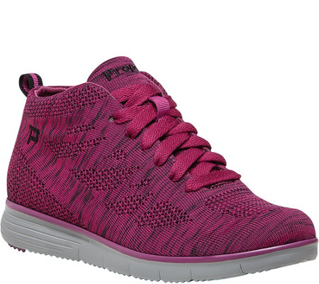 Propet High Top Lace Up Sneakers - Travelfit Hi