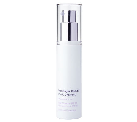 Meaningful Beauty Antioxidant Day Creme SPF 20, 1 oz.