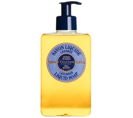 L'Occitane Shea Liquid Soap - Lavender