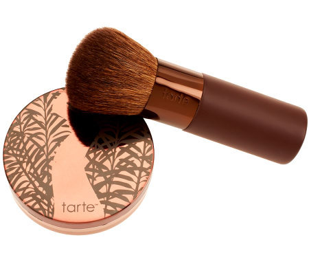 tarte Amazonian Clay Water-Resistant Cream-to-Powder Face Bronzer